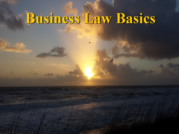 business law tutorials Commercial law is a subject of immense importance, especially for those  intending to  teaching delivery: seminars, casework, tutorials, professional  training.